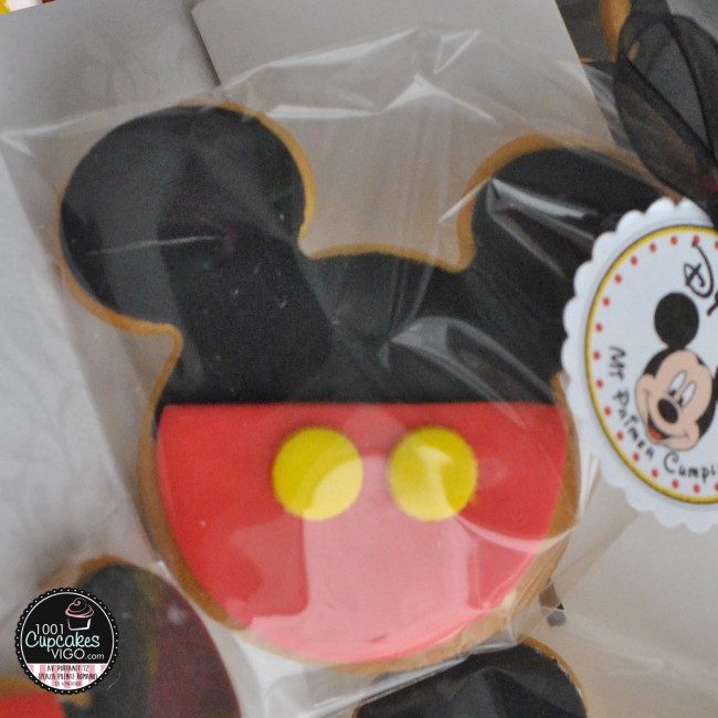 Galleta Minnie o Mickey